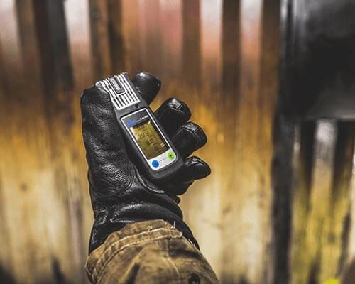 Détecteurs gaz portables