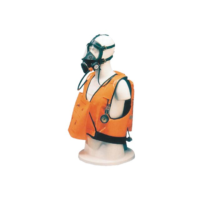 Appareil Respiratoire Isolant pour courtes interventions - CEN-PAQ de la marque SCOTT ARI de secours