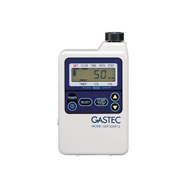 Tubes passifs VME de la marque GAstec avec pompe automatique d'échantillonnage des gaz GSP300
