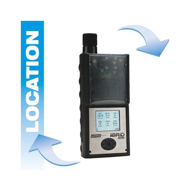 location détecteur DVO mx6 industrial scientific