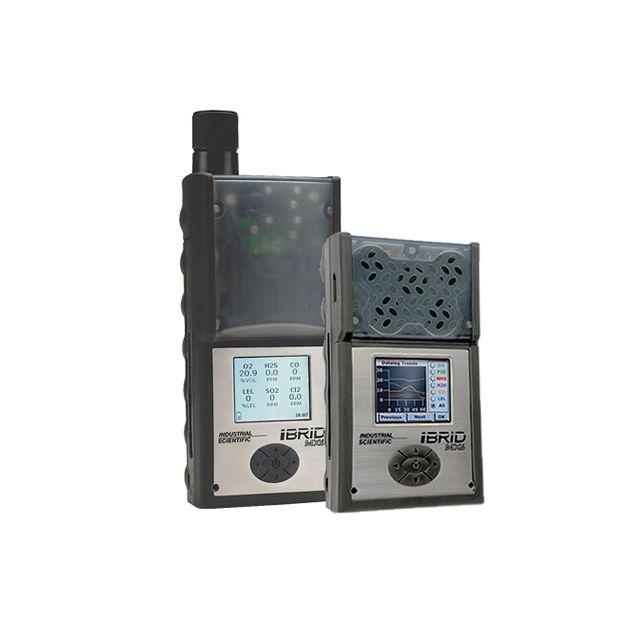 MX6 Détecteur portable multigaz - Gaz explosifs, toxiques, asphyxiants, COV de Industrial Scientific
