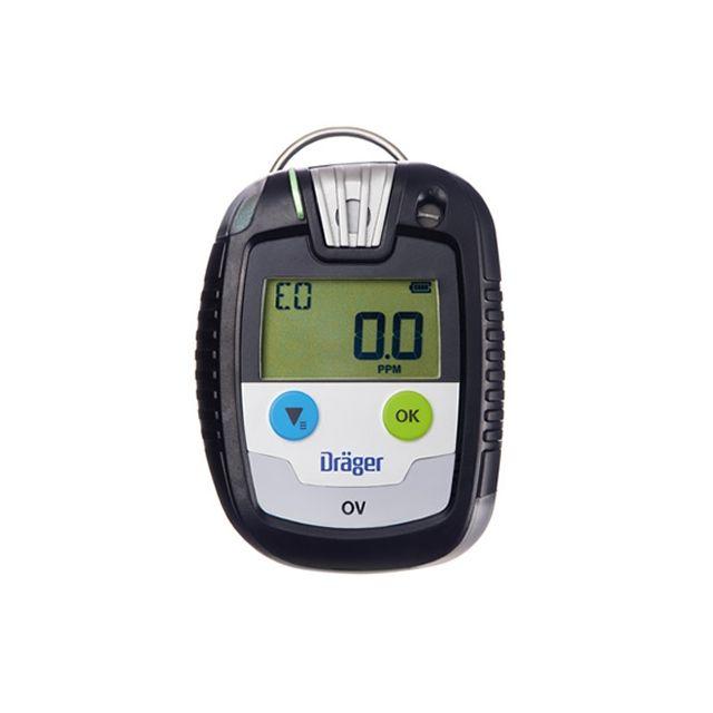 PAC 8000 OV de Drager, détecteur gaz jetable interférant oxyde d'éthylène pour vapeurs organiques