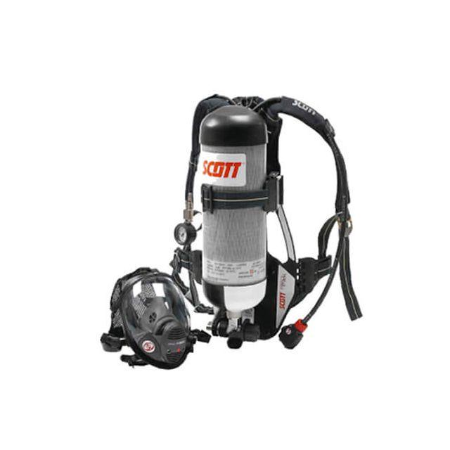 Appareil Respiratoire Isolant anti-feu (ARI Pompier) - PROPAK SCOTT Safety