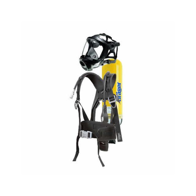 Appareil respiratoire isolant anti-feu (ARI Pompier) - Dräger PSS 3000