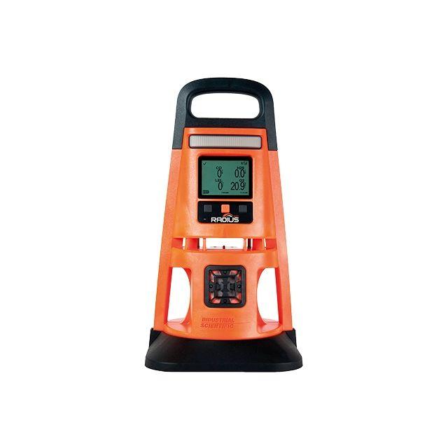 Balise de détection gaz, Balise de chantier Radius® BZ1 de Industrial Scientific