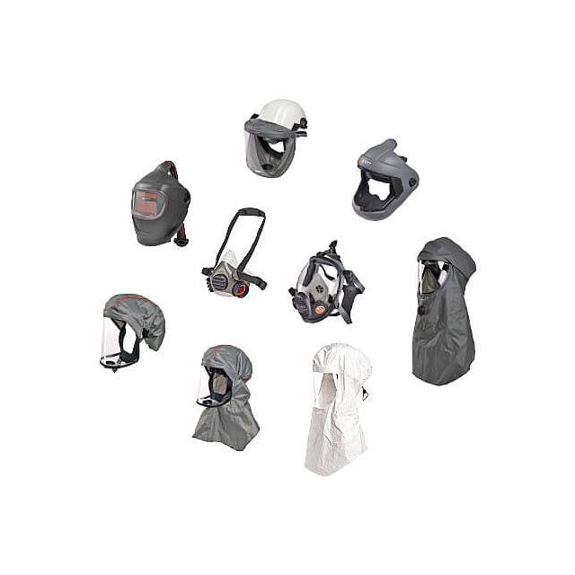 Accessoires et pièces détachées pour systèmes à ventilation assistée TORNADO