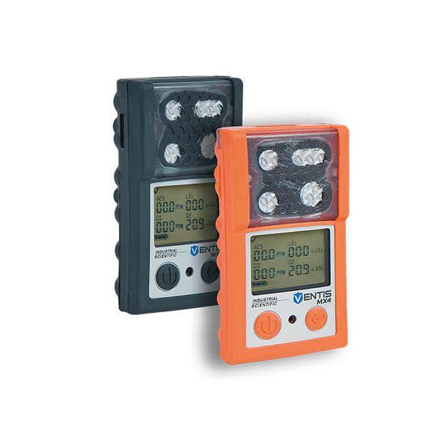 Détecteur 4 gaz portable (%LIE, O2, CO & H2S) - Ventis MX4
