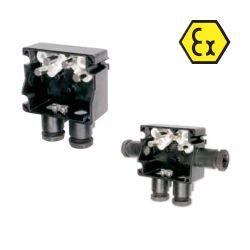 Boîtes de jonction ATEX GHG-R1 & GHG-R2