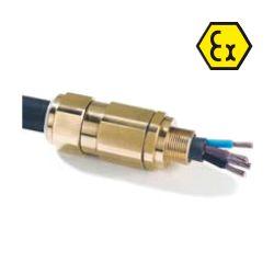 Presse-étoupe ATEX pour câble armé TRITON