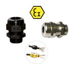 Presse étoupe ATEX pour câble non-armé PE-ATEX