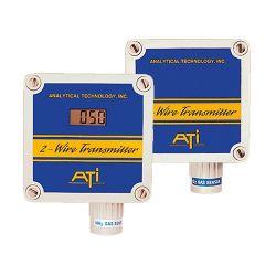Détecteur gaz fixe H2O2 (peroxyde d'hydrogène) - B12 de la marque ATI