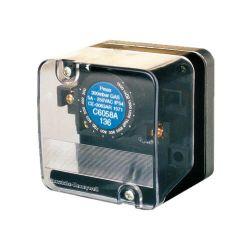 Pressostat AIR/GAZ basse pression (Pmaxi 550 mbar) - C6097