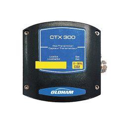 Détecteur CO2 fixe pour zones sûres - CTX300 IRCO2 de Oldham