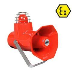 Combiné sonore et lumineux ATEX - CU1