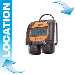 Location détecteur personnel COV (lampe PID) - CUB