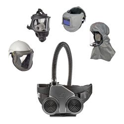 Appareil de protection respiratoire à ventilation assistée - Duraflow de Scott Safety