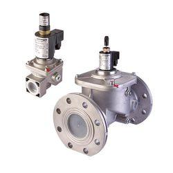 Électrovanne gaz à réarmement manuel 6 bar - ELK900