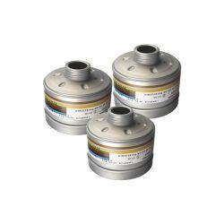 Cartouche de filtration X-plore CO/NO Filtre A2B2E2K2 Hg NO CO20 P3 Dräger