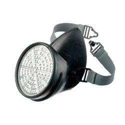 Parat 3100 demi masque de fuite pour protection respiratoire en situations d'urgence de la marque Dräger