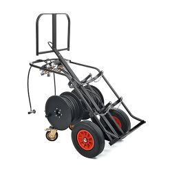Chariot d'air respirable de la marque Dräger pour systèmes à adduction d'air PAS AirPack 2