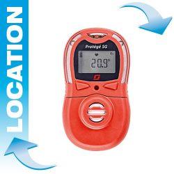 Location détecteur d'ozone (O3) portable – Protégé SG de la marque Scott Safety