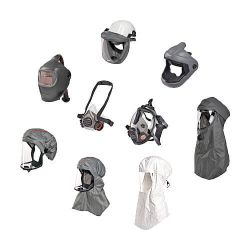 Accessoires et pièces détachées pour systèmes à ventilation assistée TORNADO de la marque SCOTT SAFETY