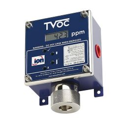 TVOC détecteur fixe de COV ou composés organiques volatils à lampe PID de la marque Ion