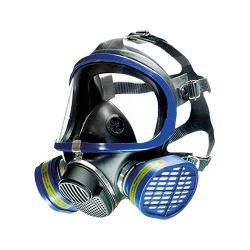 Masque complet bi-cartouches X-plore 5500 de Drager