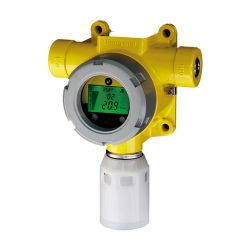 Détecteur gaz fixe avec afficheur et sorties relais - SensePoint XCD de Honeywell