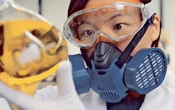 Demi-masques respiratoires