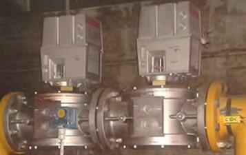 Électrovanne gaz