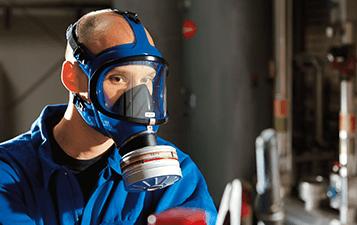 Masques a gaz - Masque respiratoire disponible sur stock