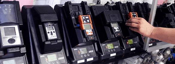 Maintenance et étalonnage pour détecteurs gaz