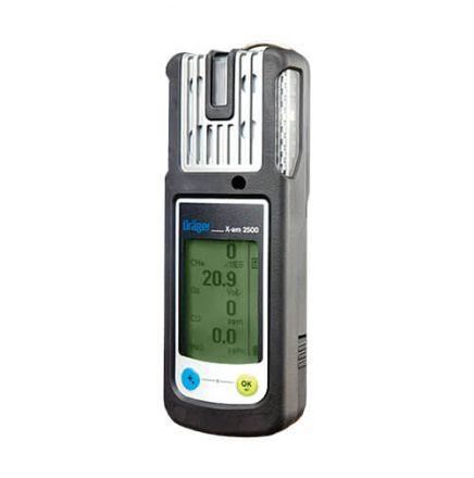Détecteur 4 gaz portable (EXPLO %LIE, O2, CO, H2S) - X-am 2500