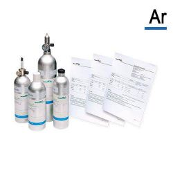 Bouteille gaz calibration Argon (Ar) de Air Products