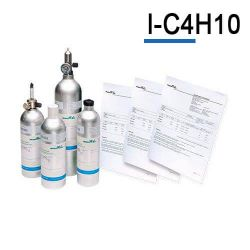 Bouteille gaz étalon : Isobutane I-C4H10 - Air Products