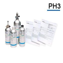 Bouteille gaz étalon : Phosphine (PH3) - Air Products