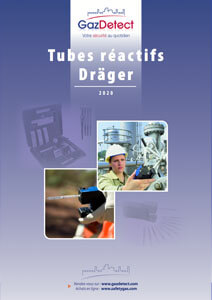 Catalogue tubes Dräger