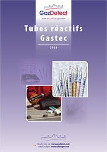 Catalogue tubes Gastec